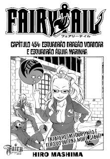 Fairy Tail 454 Mangá Português leitura online