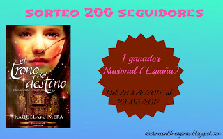SORTEO ACTIVO EN EL BLOG