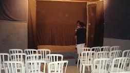 Teatro no Espaço Cultural Casa das Artes