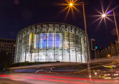 London - BFI IMAX - Samsung Galaxy