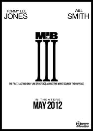 Men in Black 3 Poster and Trailer