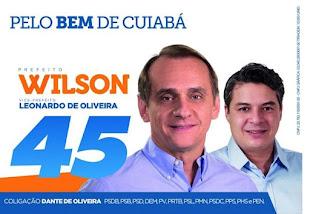 DEP. ESTADUAL WILSON SANTOS do PSDB-MT