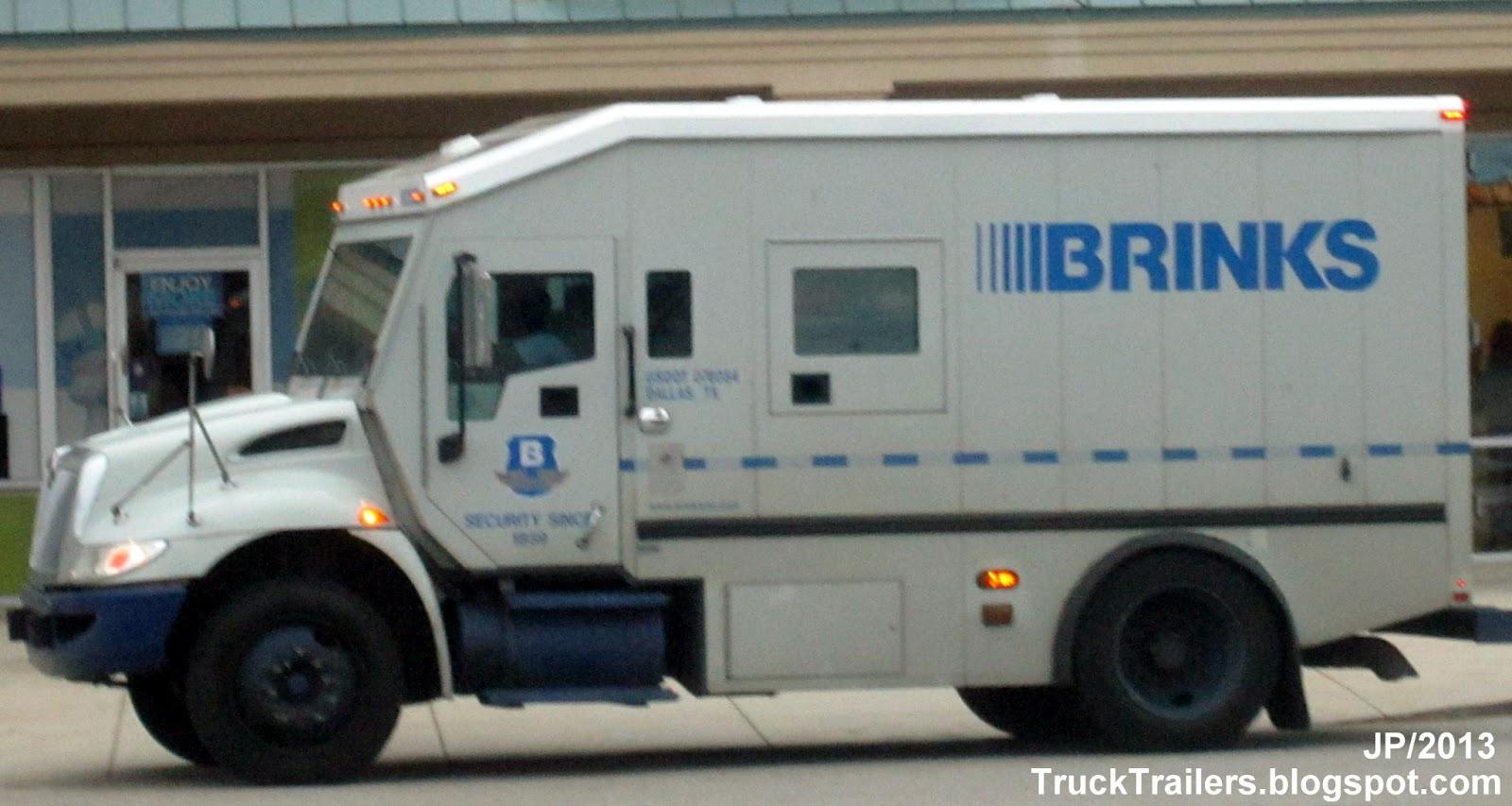 Brinks Armored Car Company