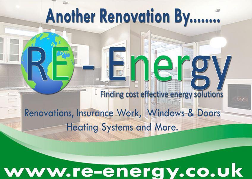 Energy Efficient Renovations : R e energy renewable and efficient ltd re