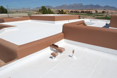 Solar Reflective Roof Coating Services