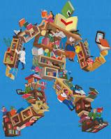 boekenbeurs 2013 in Antwerp Expo