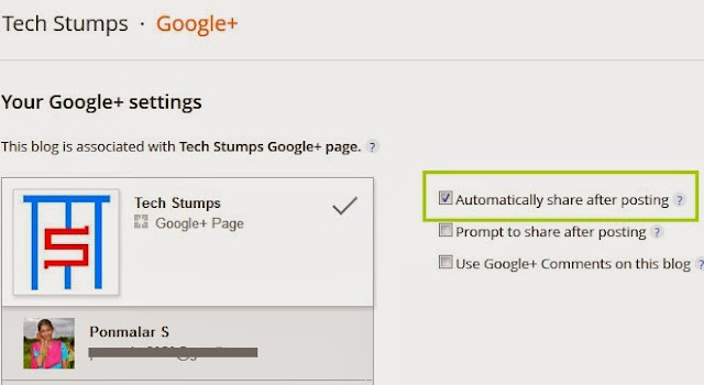 How to Share Blog Posts Automatically to Google+