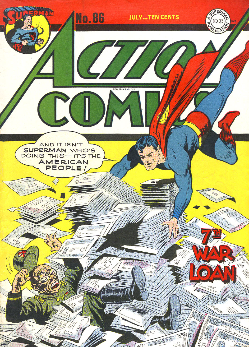 Action Comics (1938) 86 Page 1
