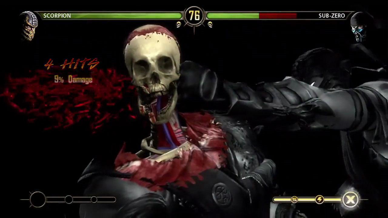 Mortal Kombat X-ray - Bing images