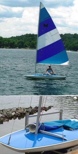 Butterfly Sailboat for Sale