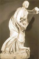 Niobe statue