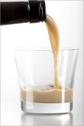 ... Ιρανδέζικη κρέμα - diy winter drinks (No1)- irish cream