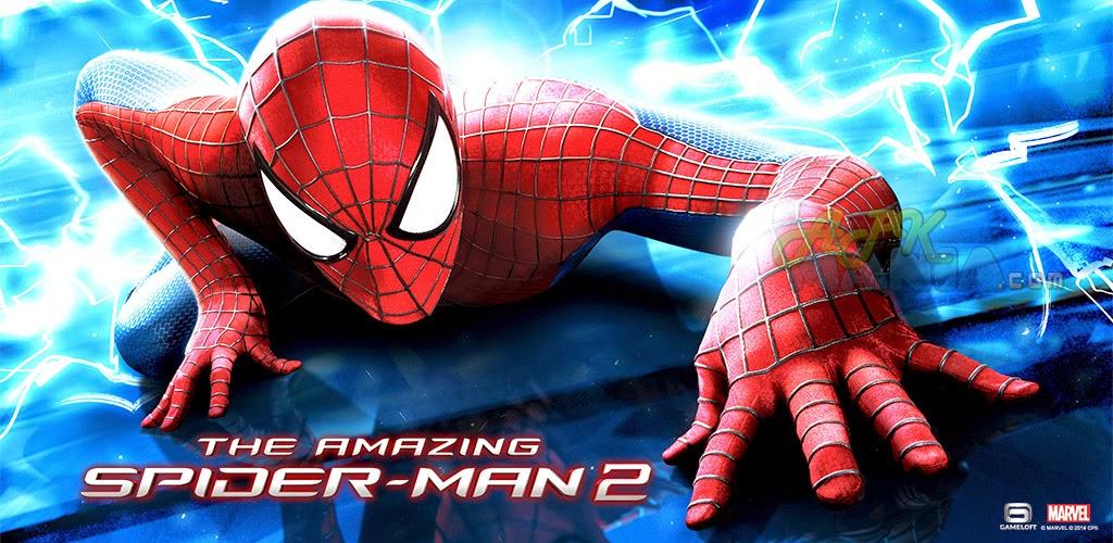 The Amazing Spider-Man 2 v1.0.1j APK+DATA