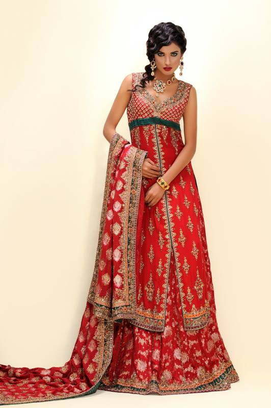 Bridal Wear Collection 2013 for Women