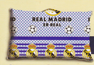 bantal selimut balmut real madrid fata