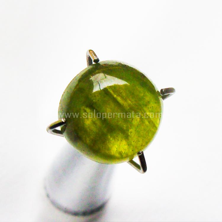 Batu Permata Green Sapphire - SP1000