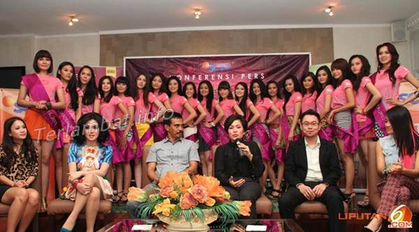 Foto Miss Celebrity Indonesia 2012 Terbaru