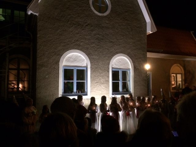 Rektor informerar Torslunda skola sedan 1839