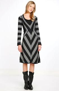 modelos de Vestido de Lã