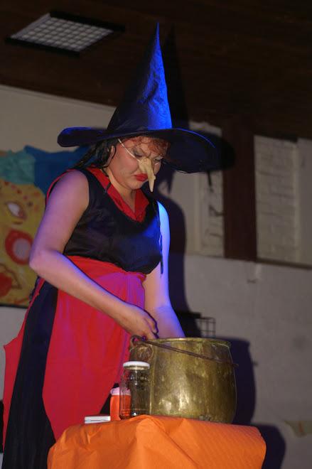 Marie-Charlotte (la sorcière)