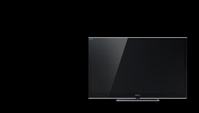 powerpoint on Sony Bravia KDL-55NX720
