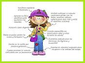 Anatomía de una profesora de Educación Infantil