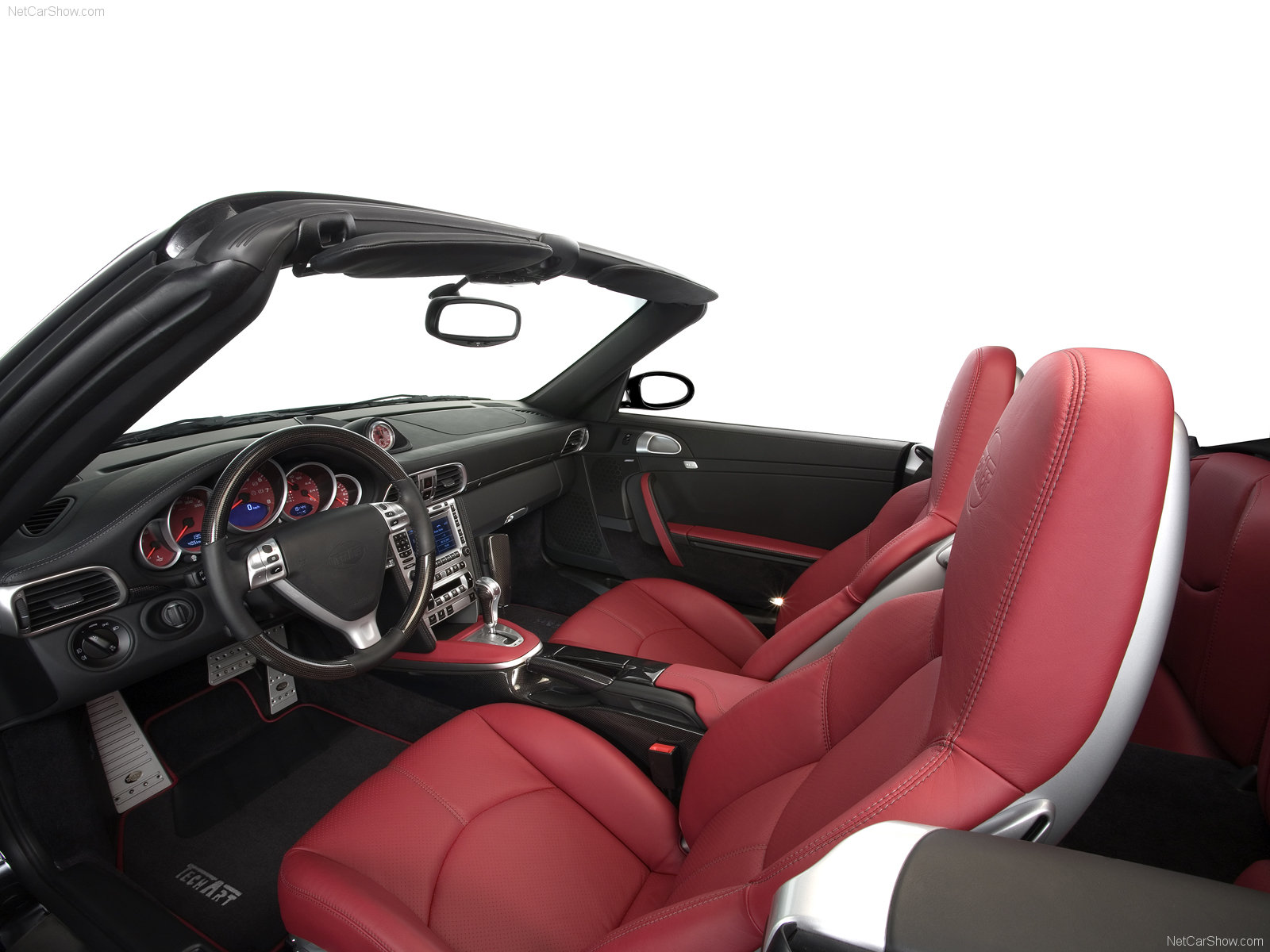 Hình ảnh xe ô tô TechArt Porsche 911 Turbo Cabriolet 2007 & nội ngoại thất
