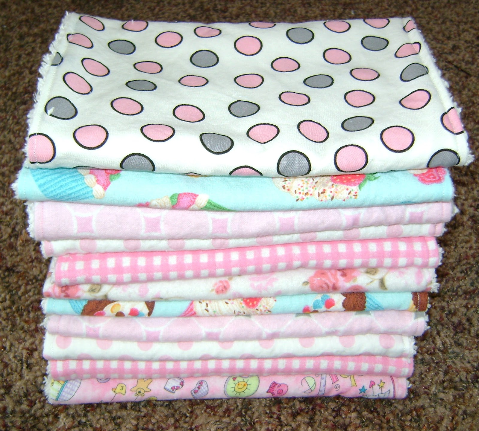 Sewin sanity the best burp rags and bibs the best burp rags and bibs baditri Image collections