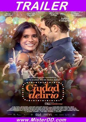 Ciudad Delirio (2014) [TRAILER]