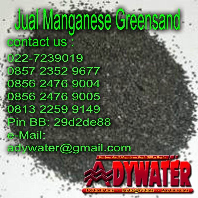 Kegunaan Manganese Grensand | Jual MGS