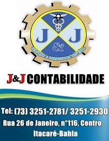 J e J CONTABILIDADE