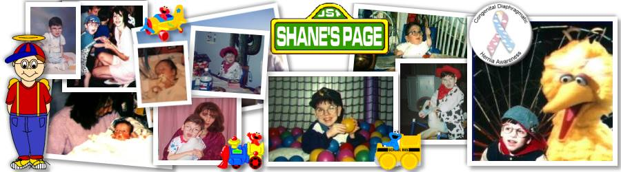 Shane's Street - Raising Congenital Diaphragmatic Hernia Awareness