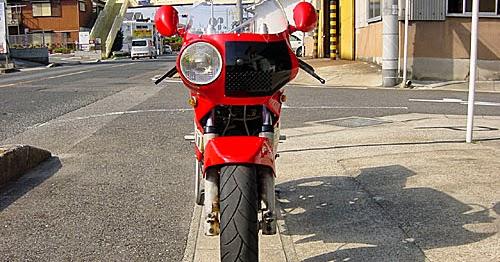 Ducati F Laguna Seca