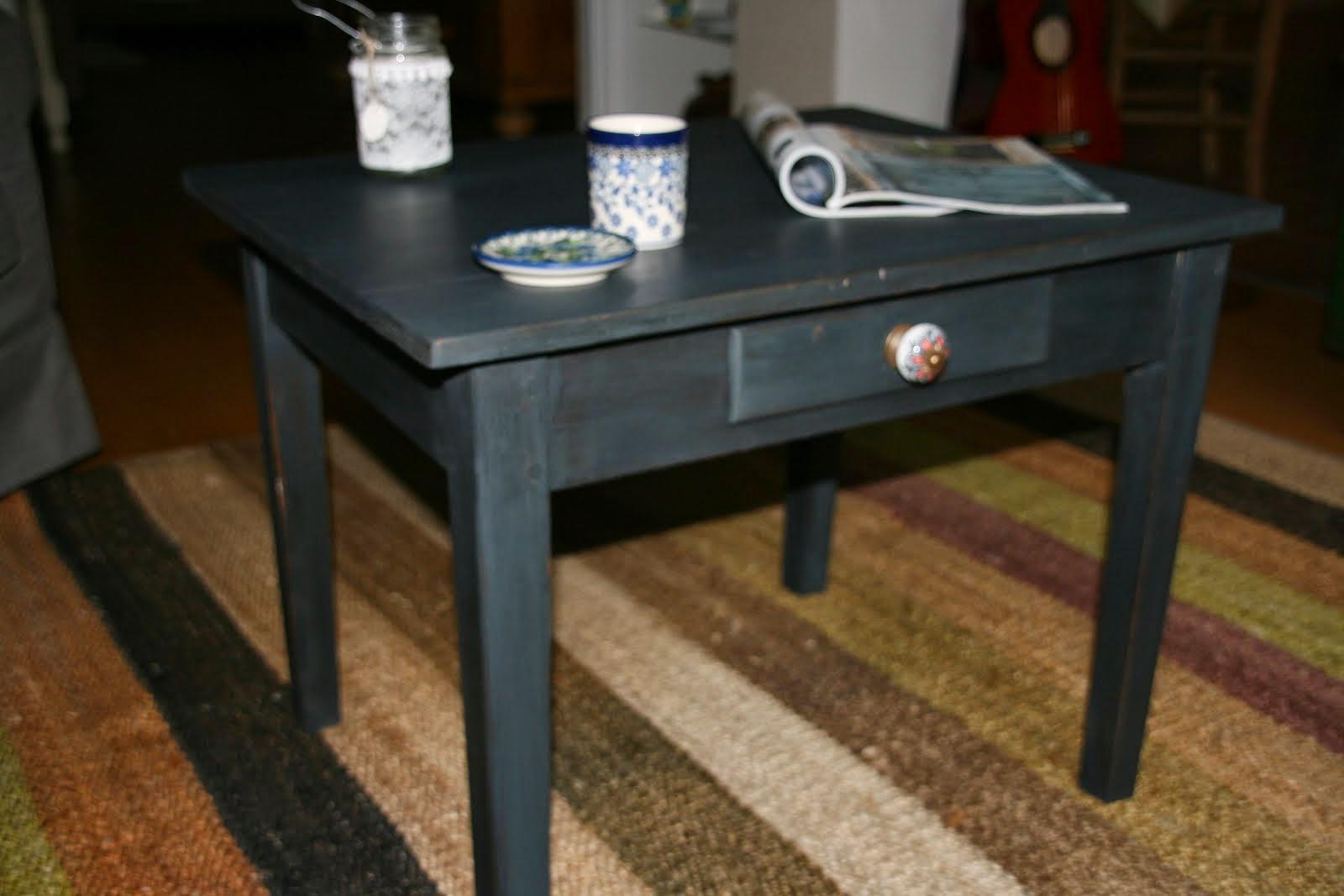 Handig tafeltje