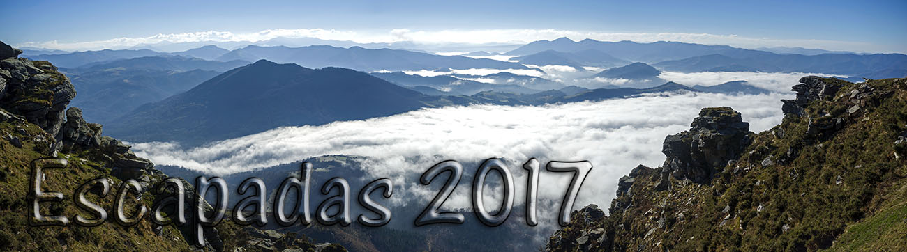 Escapadas 2017