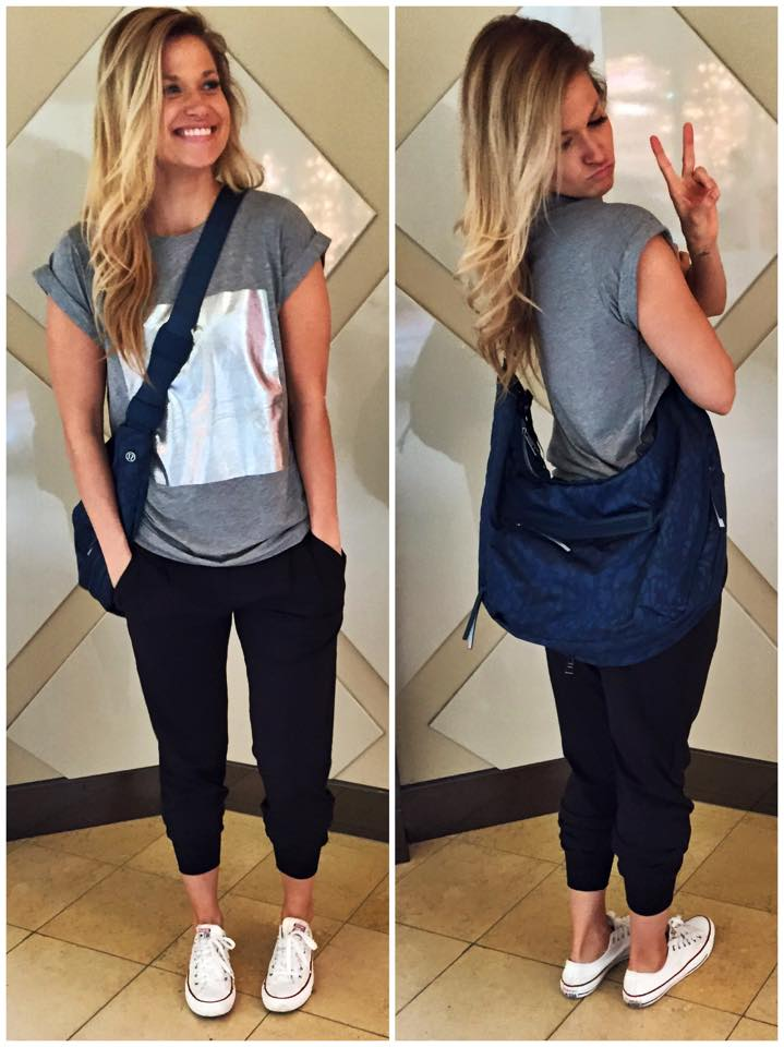lululemon roll around tee