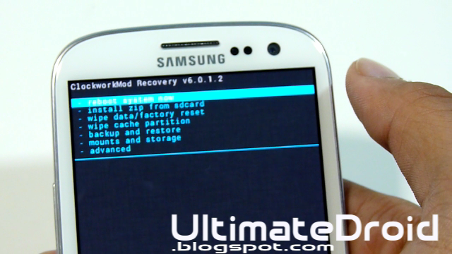 How to Install ClockworkMod Recovery on any Samsung Galaxy S3!