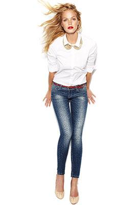 jeans mujer otoño invierno 2012 2013