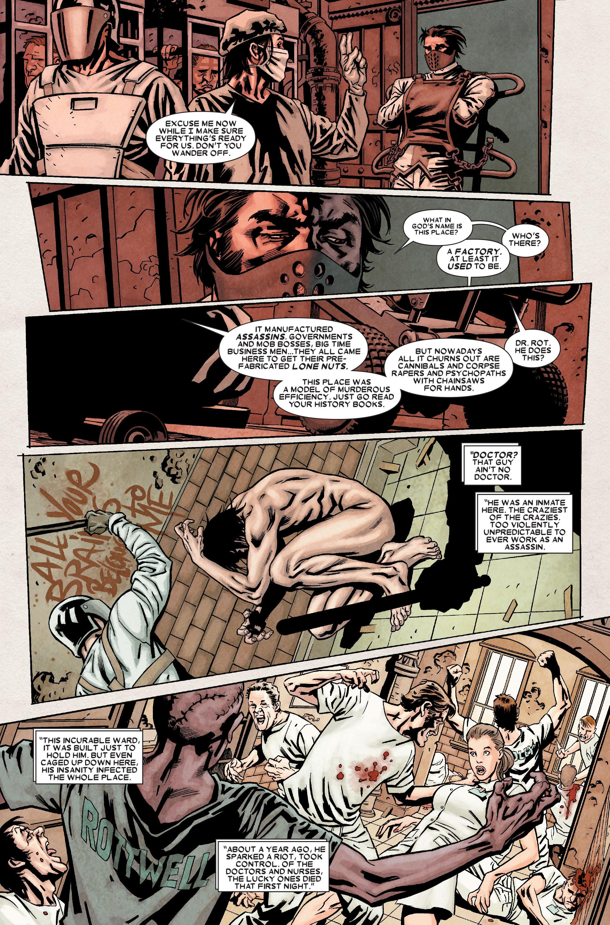 Wolverine: Weapon X #8 #9 - English 15