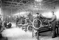 BMW R 32, 1923 Production