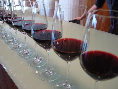 Clasificación del vino según el color