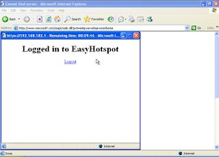 Cara Instalasi dan Konfigurasi Easy Hotspot