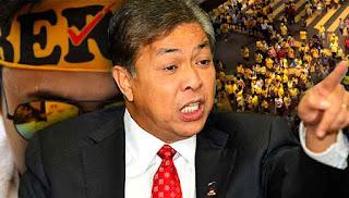 Perancang utama Bersih 4 patut diambil tindakan – Zahid Hamidi