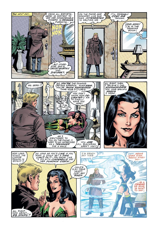 Captain America (1968) Issue #355 #288 - English 11