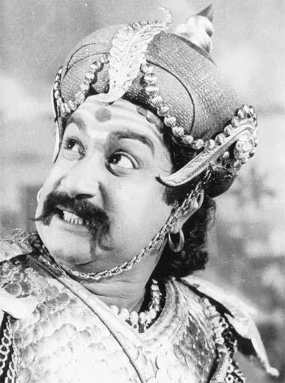 Shivaji Ganesan in 'Veera Pandiya Kattabomman' Movie