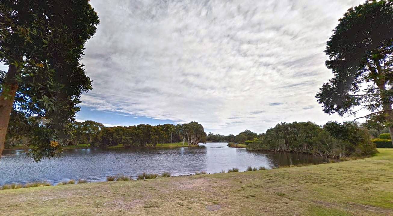 Busbys Pond