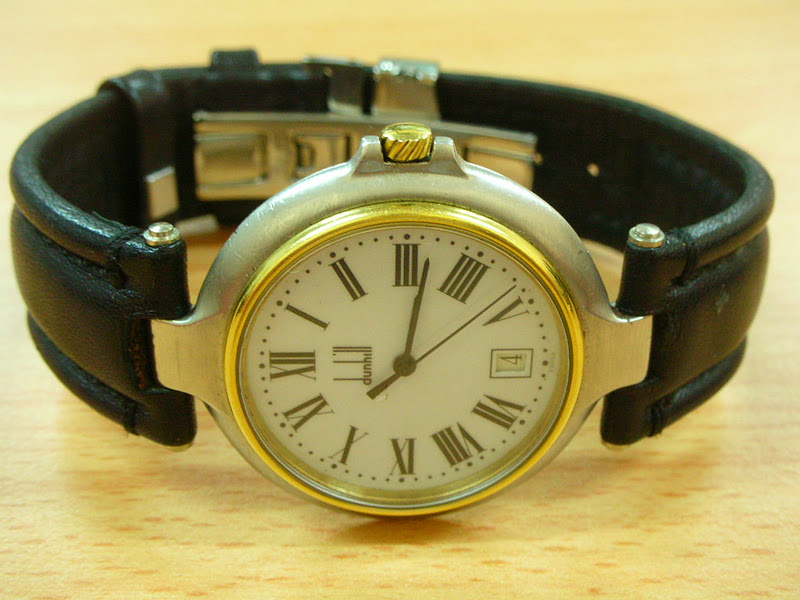 Malaysia Watches Online Store W106 Dunhill Quartz Men Watch