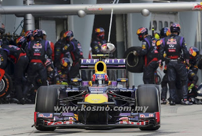 Team Red Bull Cipta Rekod Dunia