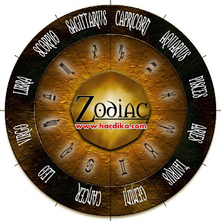 Ramalan Zodiak Tanggal 4-5-6-7-8-9 September 2012