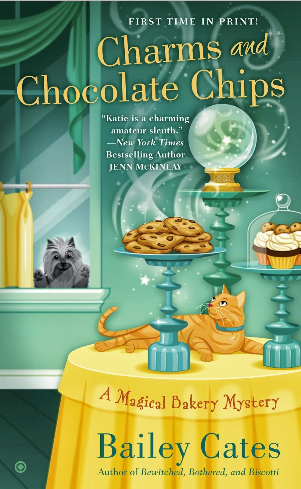 Magical Bakery Mystery #3 - Pre-order now!
